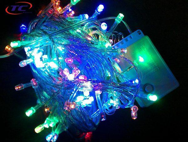 Đèn LED nháy 7 màu