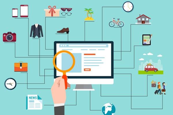 Mua sắm online giúp bạn bước vào thế giới mua sắm đa dạng hiện đại.